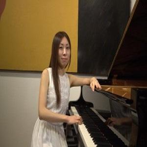 ピアノ講師原田先生 - コピー